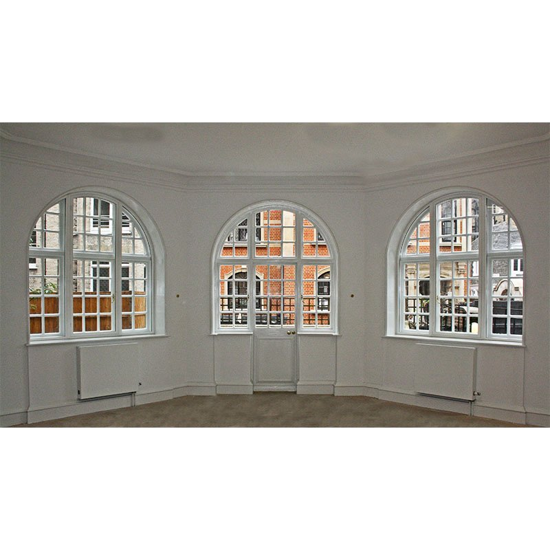 Bespoke secondary glazing using Series 20 and Series 10 Selectaglaze