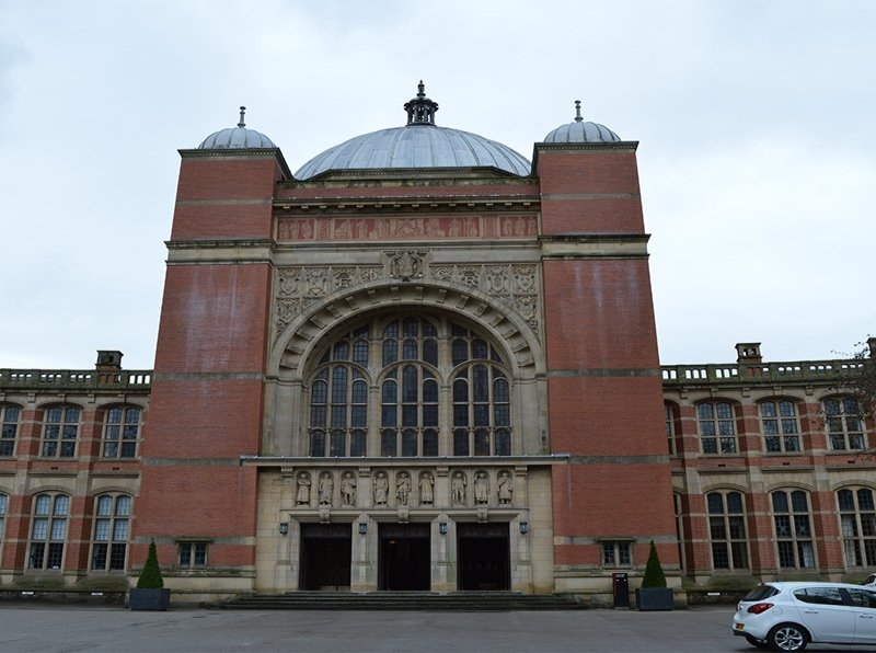 University of Birmingham Aston Webb External