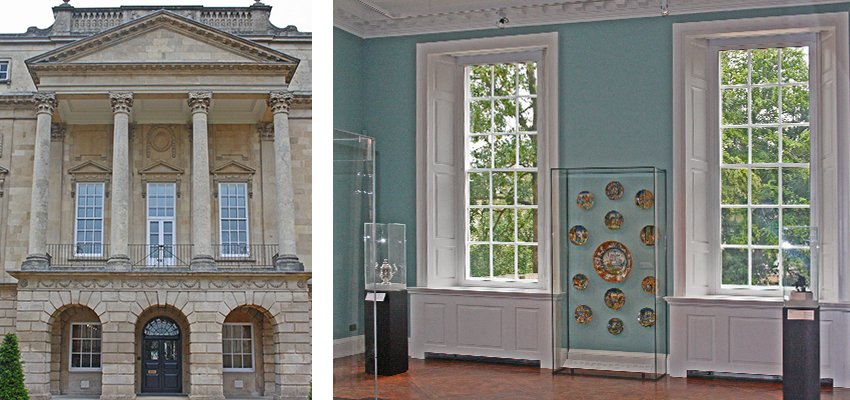 Content images for sash window history Holburne museum