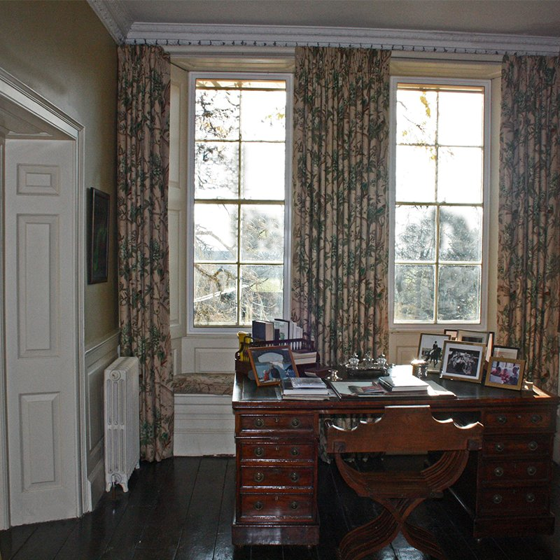 Study area in residential home