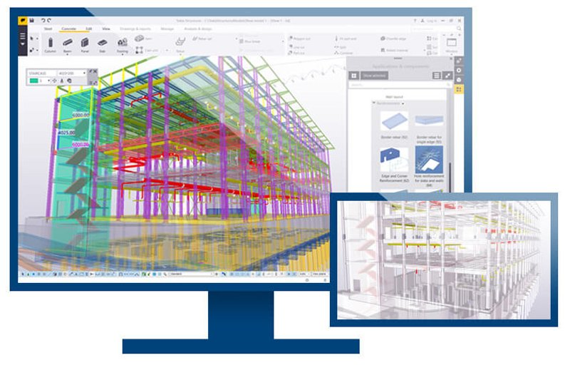 The use of BIM to digitally construct a building could help in keeping embodied carbon levels at a minimum
