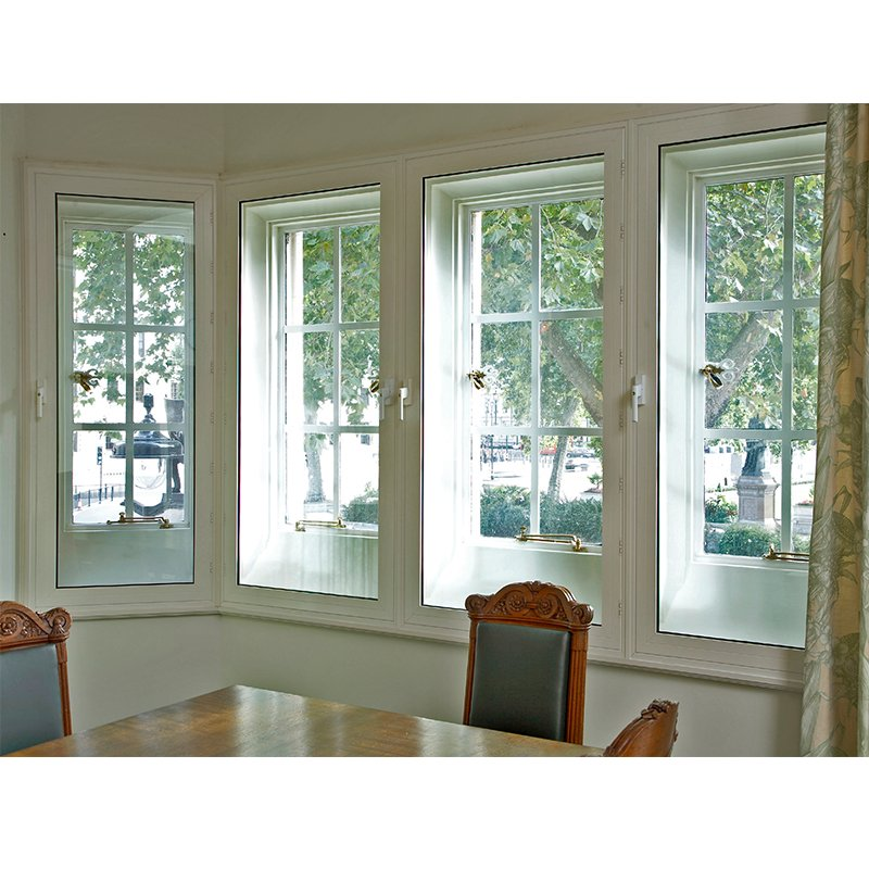 Supreme Court lawyers suite with sound reducing secondary glazing by selectaglaze