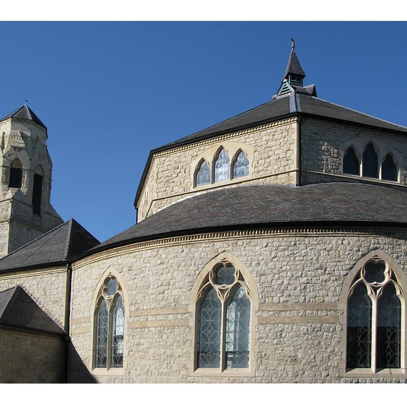 St Georges Church - Secondary glazing solution for thermal
