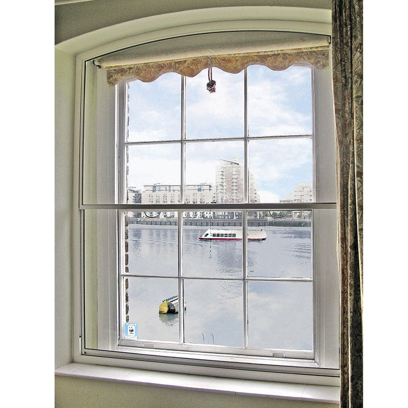 Series 20 Vertical Sliding  secondary double glazing