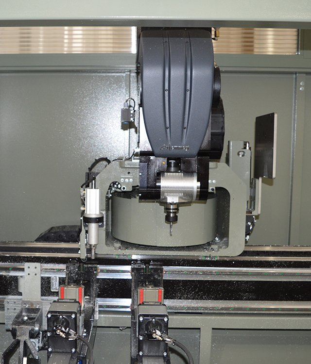 Four Axis machine