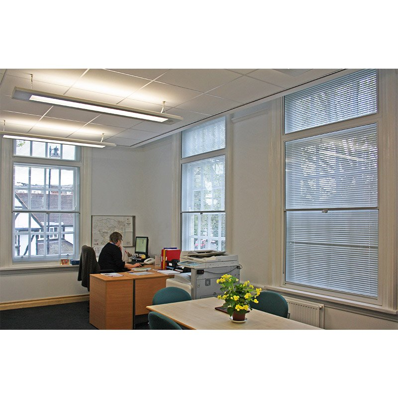 Enfield Library - Acoustic and thermal secondary glazing installation