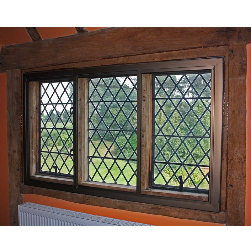 Secondary glazing is recognized as a fully reversible adaptation suitable for retrofitting Listed properties