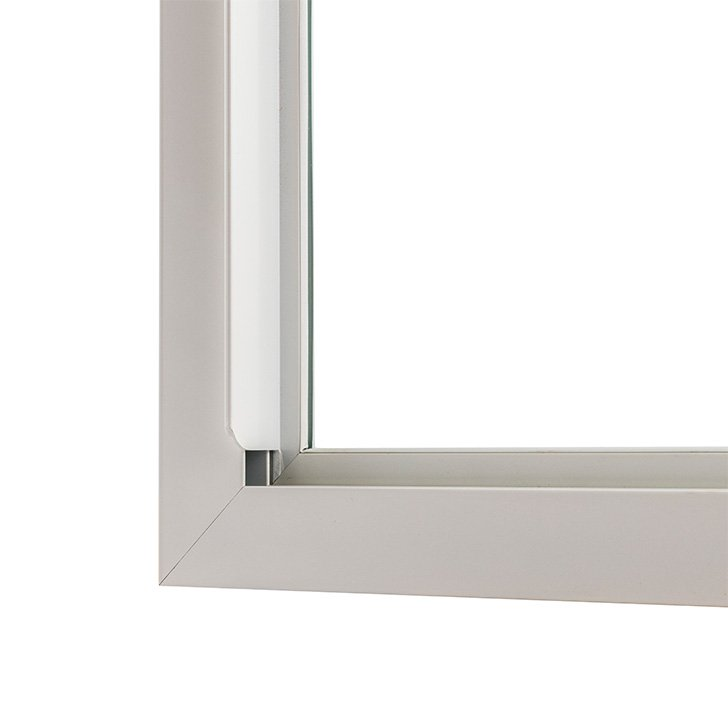 H1 Integral Finger Pull Series 60 Selectaglaze secondary glazing