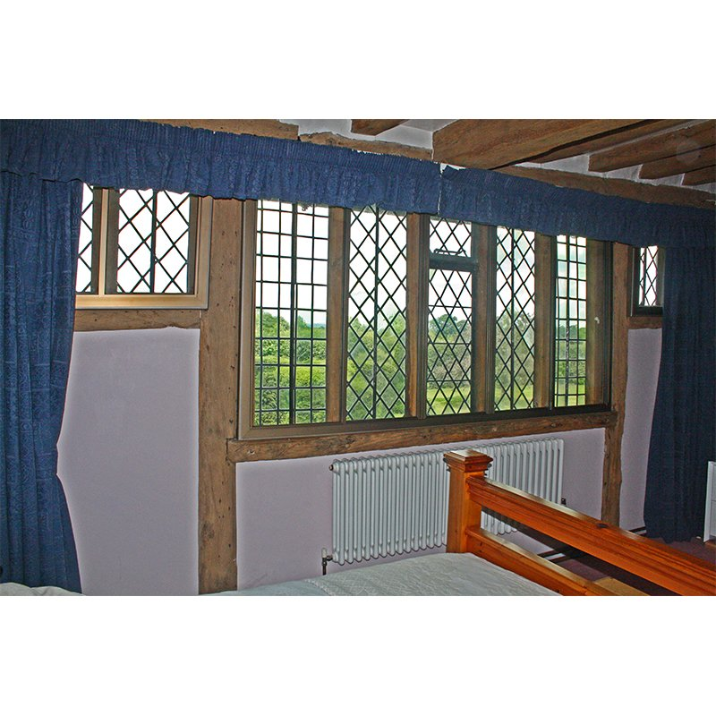 Great Batchelors - built in the fifteenth century is now warm and comfortable with the addition of Selectaglaze bespoke secondary glazing