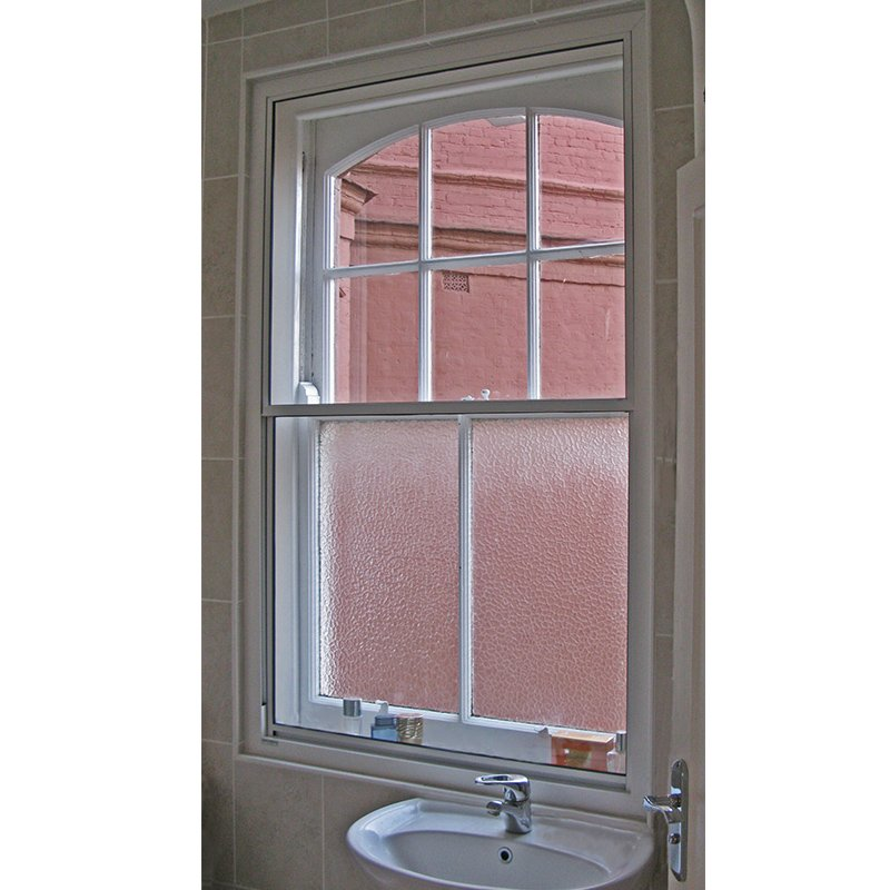 Queens Club  - Series 20  vertical sliding secondary glazing installation