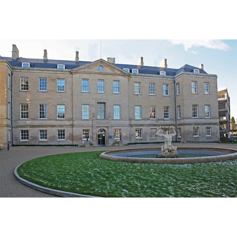 Radcliffe Infirmary at Oxford University external photograph