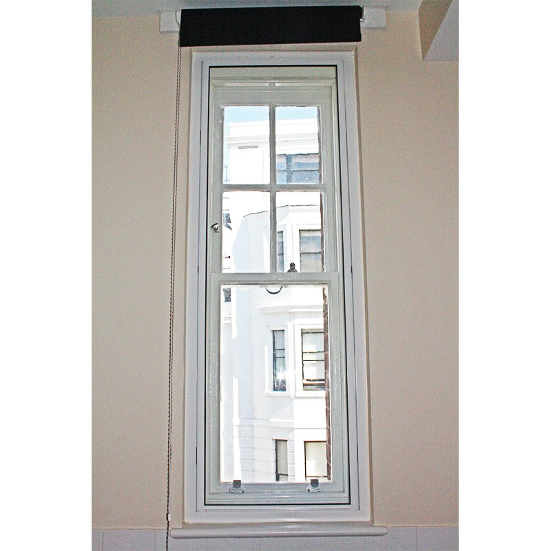Series 30 Lift Out secondary glazing solution for Vernon Gardens