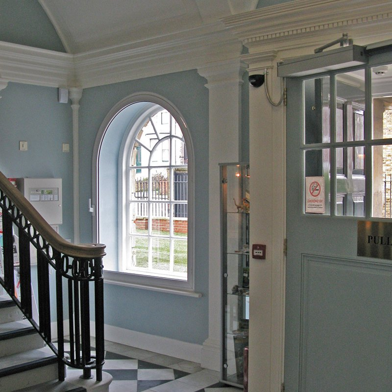 Ramsgate Library - Series 41 Hinged Casement Secondary Glazed Window