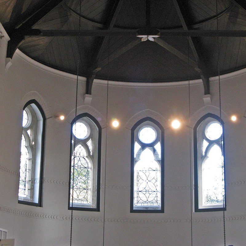 St Georges Church - Series 41 Hinged Casement - Secondary Glazing Thermal