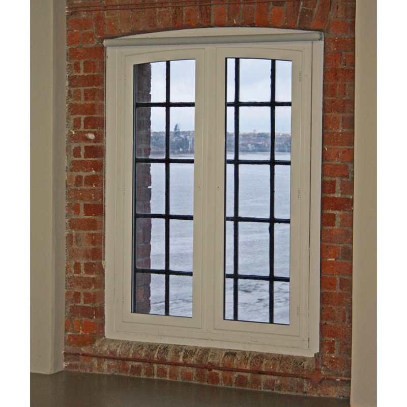 Series 41 hinged casement secondary windows installed in The Tate Liverpool