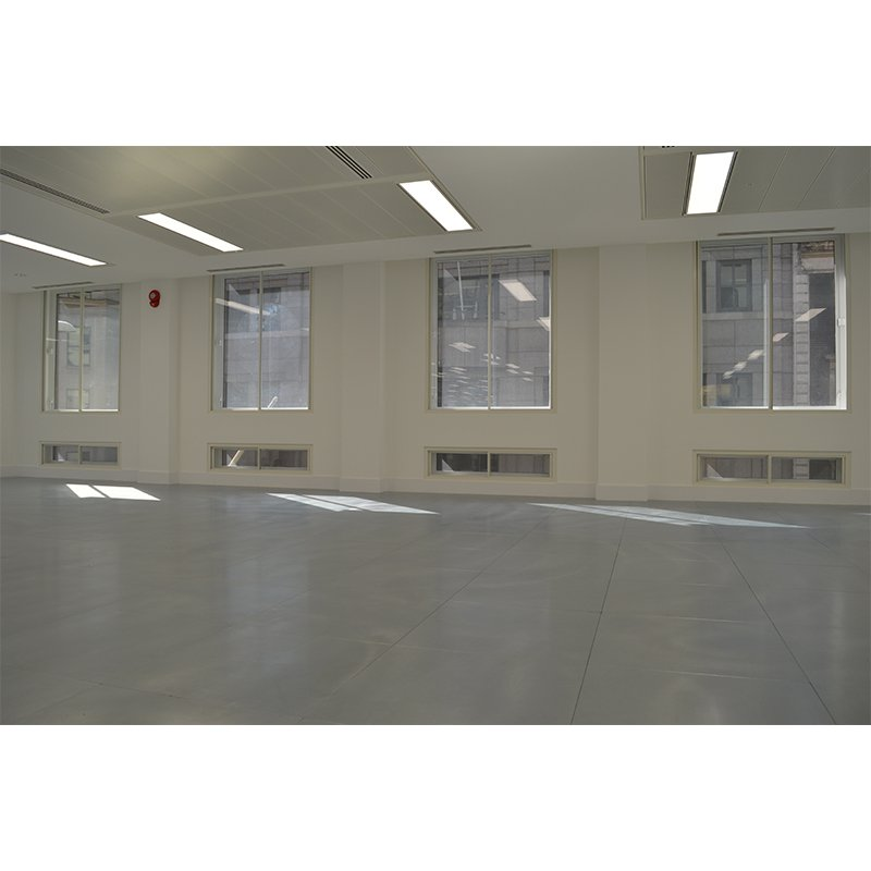 Sound reduction secondary double glazing at offices in Cannon Street London