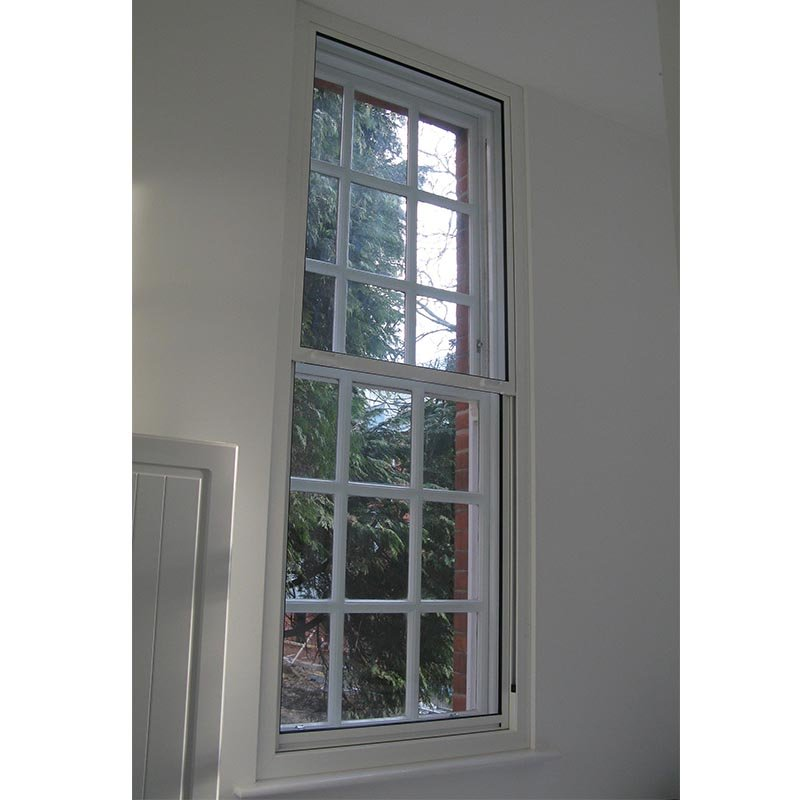 Vertical Sliding - Series 20 Shooters Hill Police Station - Secondary Glazing Installation