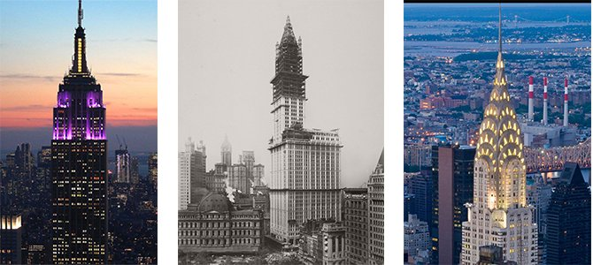 Early 20th Century Highrise images